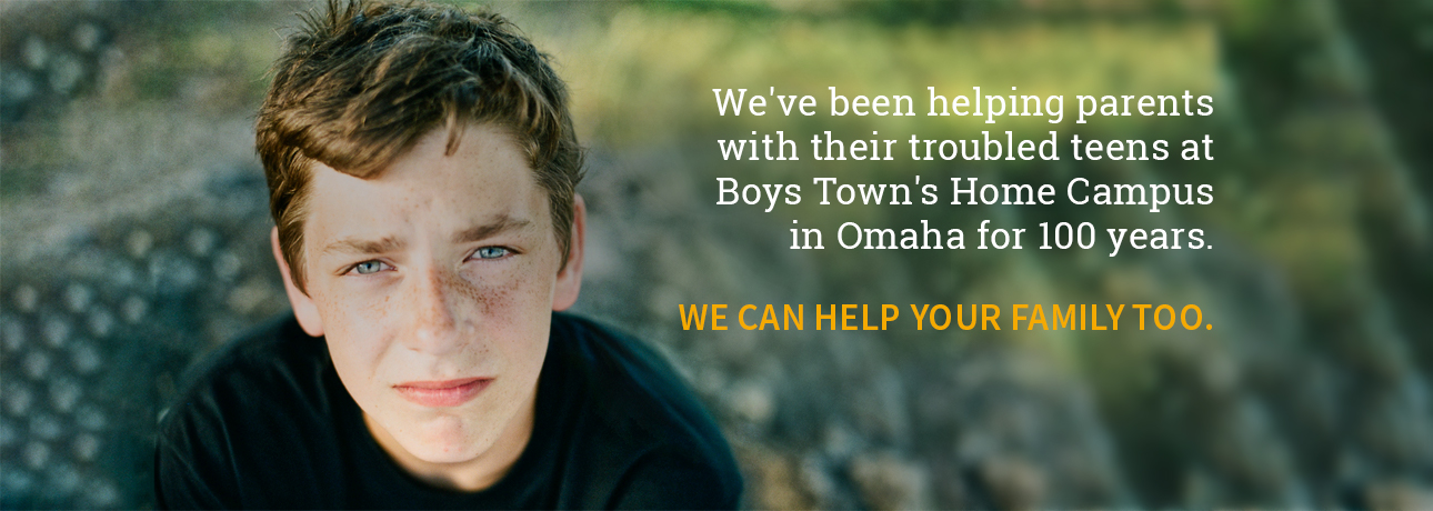 Boys Town Admissions