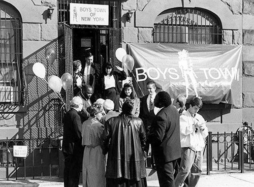 Boys Town Opens in New York!