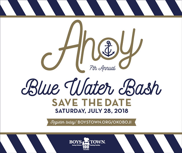 Blue Water Bash
