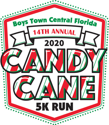 Boys Town Candy Cane 5k Run
