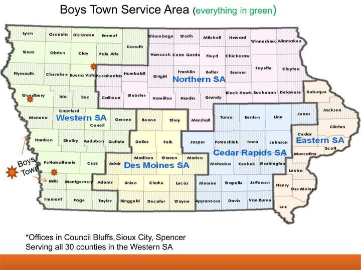 #CommunityMotive→RegionalGreaterCommunities # ... |Iowas Region Location