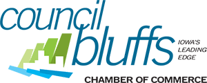 Council Bluffs Chamber logo