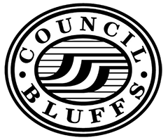 City of Council Bluffs logo