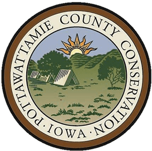 Pottawattamie County Conservation logo
