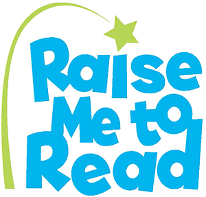 Raise Me to Read logo