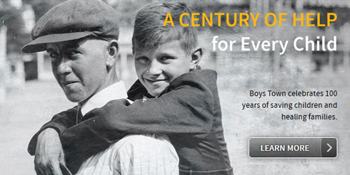 Boys Town Century of Hope