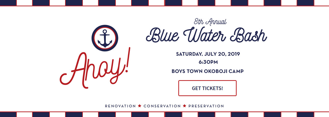 8th Annual Blue Water Bash