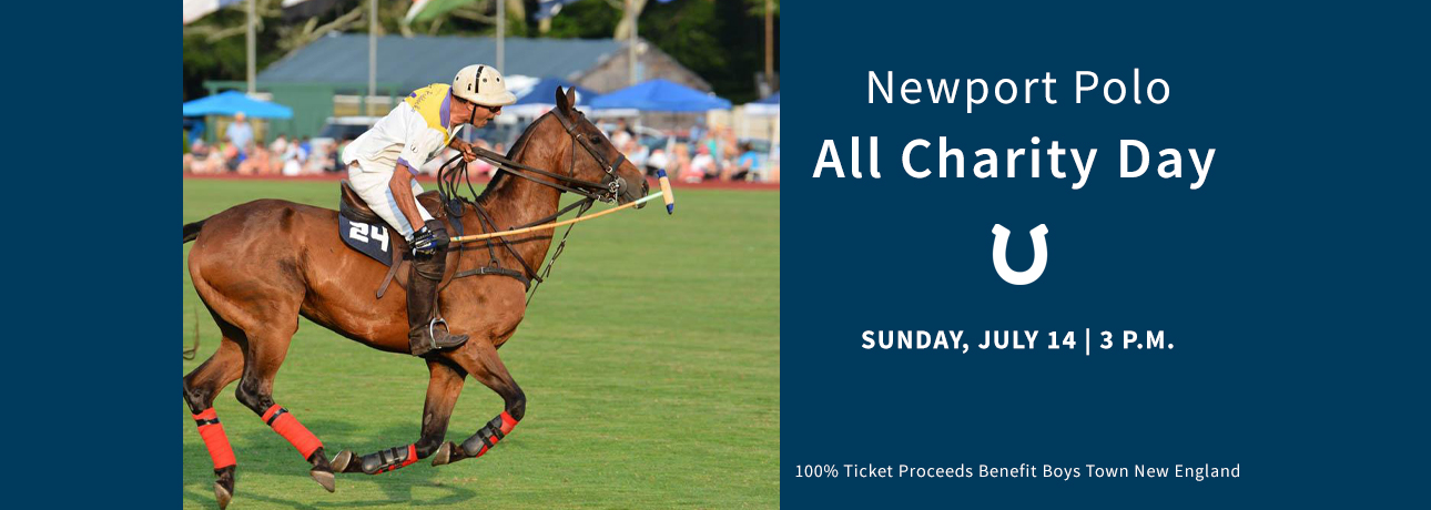 Newport Polo All Charity Day - July 14