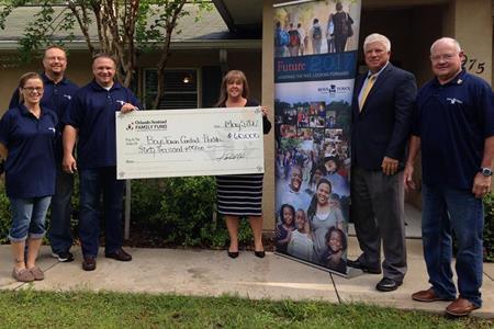 Boys Town Central Florida Receives Grant from Orlando Sentinel Family Fund