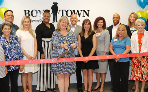 Boys Town South Florida Open House