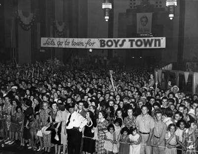 Boys Town Movie Premiere!