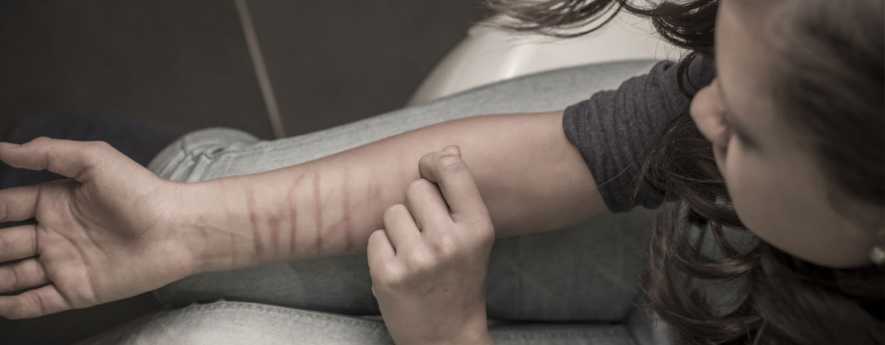 Stop Self-Harm. Resources for Parents and Teens. | Boys Town