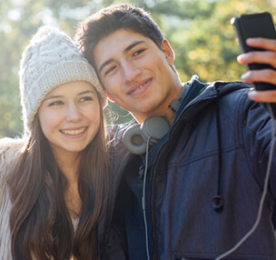 Your teen is dating. Here are five tips to keep them safe.