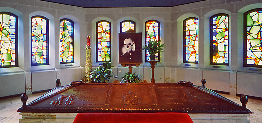 Father Flanagan Tomb
