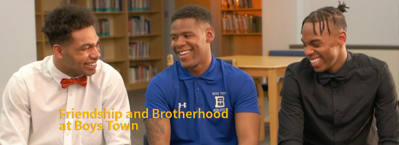 Friendship and Brotherhood at Boys Town