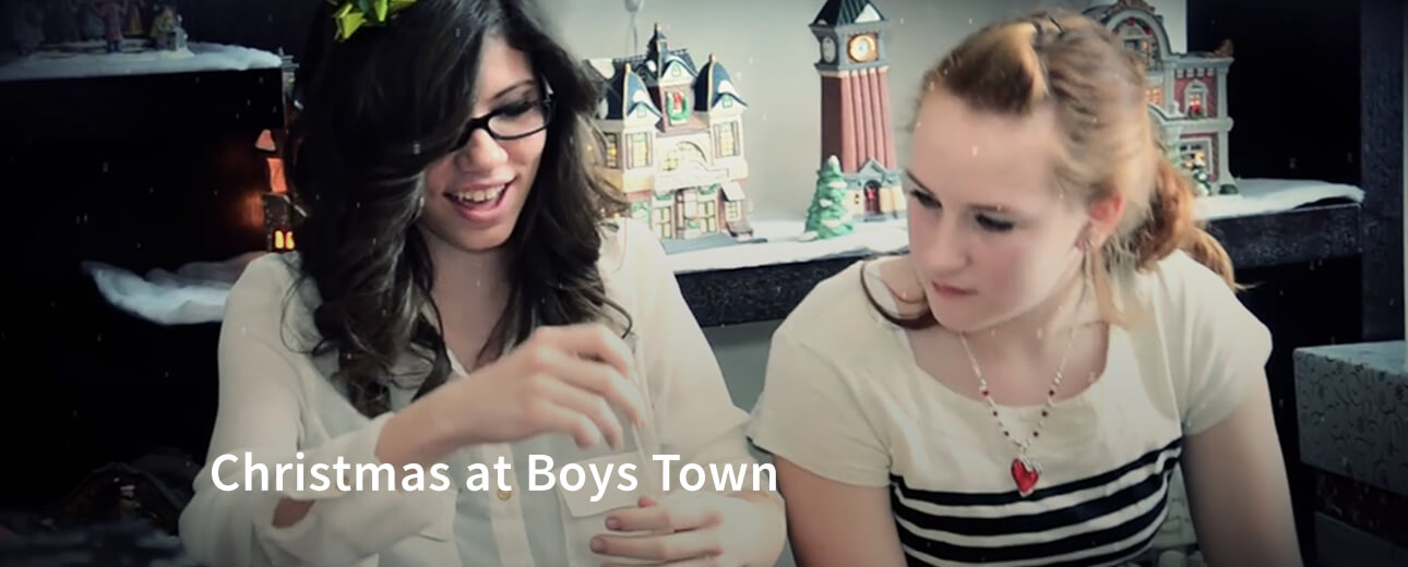 Christmas at Boys Town