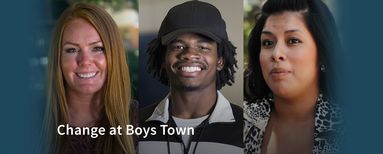 Boys Town Changed Me